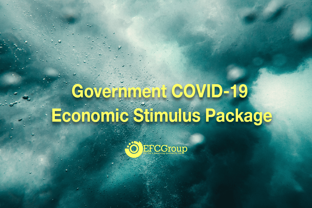 Government COVID-19 Economic Stimulus Package